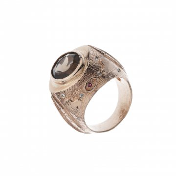 Homa Signet Ring